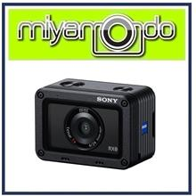 NEW Sony RX0 Ultra-Compact Waterproof/Shockproof Camera
