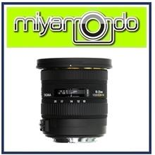 NEW Sigma 10-20mm F3.5 EX DC HSM Lens for Canon Mount