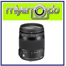 NEW Sigma 18-200mm F3.5-6.3 DC Macro OS HSM Contemporary Lens Canon