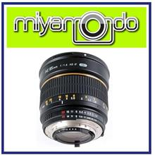 NEW Samyang AE 85mm F/1.4 Aspherical IF Lens For Nikon AE