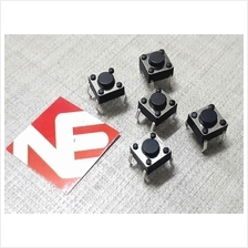5 Unit Mini Tactile Switch - Push Button Momentary Arduino PIC
