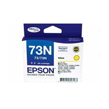 Expired Epson 73N (Yellow) Genuine C110 CX9300F, T20E T30 TX300F TX400