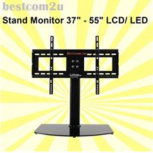 Stand Monitor 37'- 55' LCD LED Desktop TV Bracket Wall Mount
