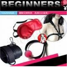 Toys TOUGHAGE BEGINNERS KIT H323 Man Sex Play