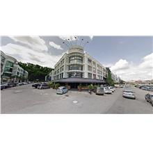 4sty Corner Shop Office with LIFT, Tenanted, Bandar Puteri, Puchong