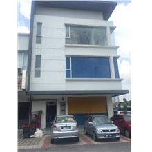 3sty Corner Shop Office with LIFT, Taman Puchong Prima, Puchong