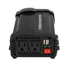 1000W Car Power Inverter DC12V to AC110/220V Modified Charger Power Co..