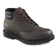 Safety Shoes Worx Red Wing 5 Inch Medium Cut EH PR ST 8286