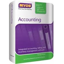 Accounting Software MYOB Accounting Version 23.2 GST Compliance