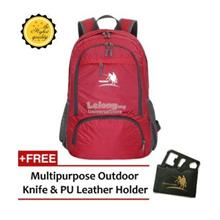 Free Knight 35L Waterproof And Foldable Backpack 0716 Red 9ca830a3fc