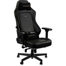 NOBLECHAIRS HERO GAMING CHAIR - BLACK/GOLD