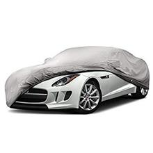 Universal Silver Car Cover/Protector L Size