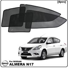 Nissan Almera OEM Custom Fit SunShades Anti UV
