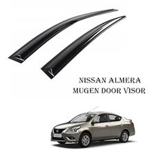 Nissan Almera MUGEN Anti UV Light Door Visor