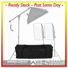 Carry Bag Softbox Kit Photo Studio Light Holder Photography Lighting