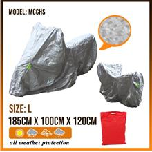 (Size L) Motor Cover All Weather Protection