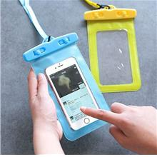 Upgrade Ver. Mobile Phone Waterproof Pouch (Single)
