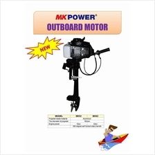 Two-Stroke 3hp 52cc Superior Engine Outboard Motor