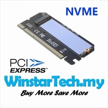 M.2 NVMe SSD NGFF TO PCIE 3.0 X16 adapter M Key Interface card PCI
