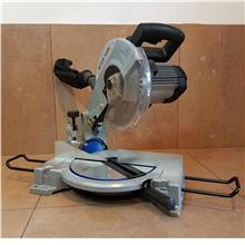 255mm Mitre Saw Machine C/W Blade (Induction Motor)  ID665516