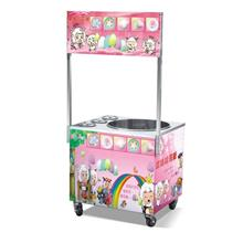 Gas Cotton Candy Floss Machine with Cabinet (YB-660) ID339133