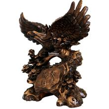 Home Office Decoration Feng Shui Eagle Ornaments Business Gift