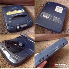 **incendeo** - SANYO Portable Digital Anti Shock CD Player CDP-55
