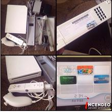**incendeo** - NINTENDO Wii Game Console RVL-001(KOR)