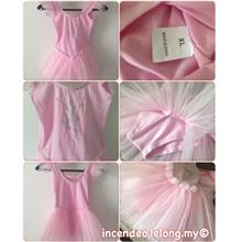 **incendeo** - BARBIE Ballerina Dress for Girls