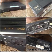 **incendeo** - THOMSON Award Winning DVD/CD Player DTH-1000
