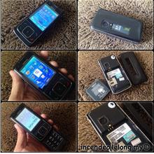 **incendeo** - NOKIA 6288 3G Mobile Phone