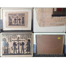 **incendeo** - Ancient Egyptian Art on Papyrus Paper #3