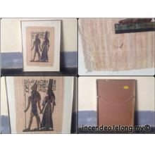 **incendeo** - Ancient Egyptian Art on Papyrus Paper #1
