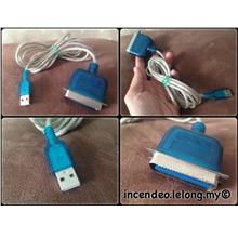 **incendeo** - Printer Parallel to USB Data Cable
