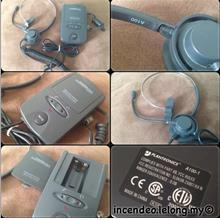 **incendeo** - PLANTRONICS Practica Phone Headset A100-1