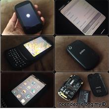 **incendeo** - palm Pre 2 HP WebOS Smart Phone