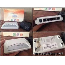 **incendeo** - LanTech Palm Size 5-Ports Network Switch 500P