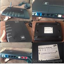 **incendeo** - FRITZ!Box VOIP and WLAN Gateway 7050
