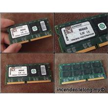 **incendeo** - KINGSTON 512MB PC133 CL3 SDRAM SODIMM M6464A30 #2