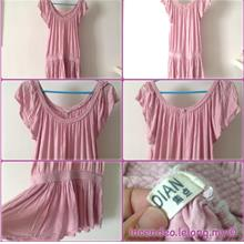**incendeo** - Jiao Dian Pink Dress for Ladies