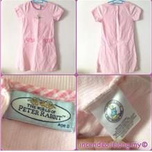 **incendeo** - PETER RABBIT Pink Dress for Girls