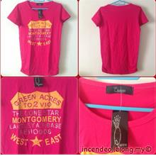 **incendeo** - QUEEN Pink Shirt for Ladies