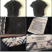 **incendeo** - Authentic B U R B E R R Y London Black Top for Ladies