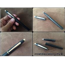 **incendeo** - CROSS USA Century Black and Gold Roller Ball Pen #2