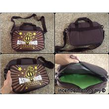 **incendeo** - ASTROKID Brown Tuition Cross Body Bag