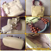 **incendeo** - Authentic HILLY Genuine Leather Handbag for Ladies