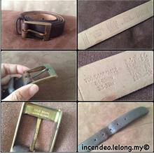 **incendeo** - Authentic MARKS & SPENCER England Leather Belt