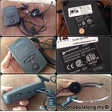 **incendeo** - PLANTRONICS Practica Headset A100