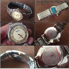 **incendeo** - HARVARD Polo Club Stainless Steel Quartz Watch