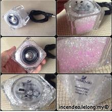 **incendeo** - Authentic SWAROVSKI Active Speaker with FM